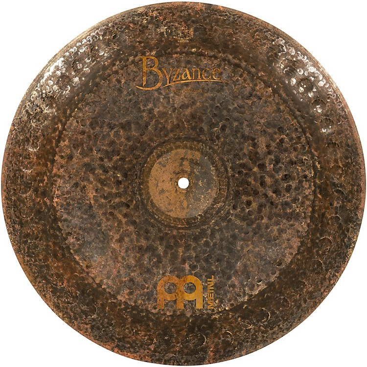 MeinlByzance Extra Dry China Cymbal