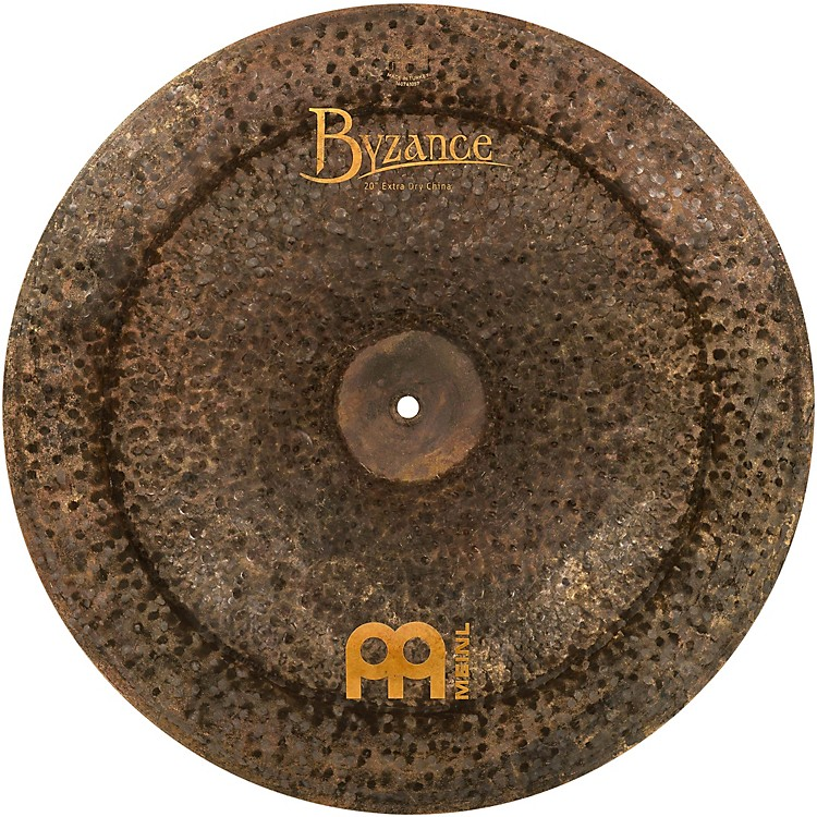 MeinlByzance Extra Dry China Cymbal20 in.