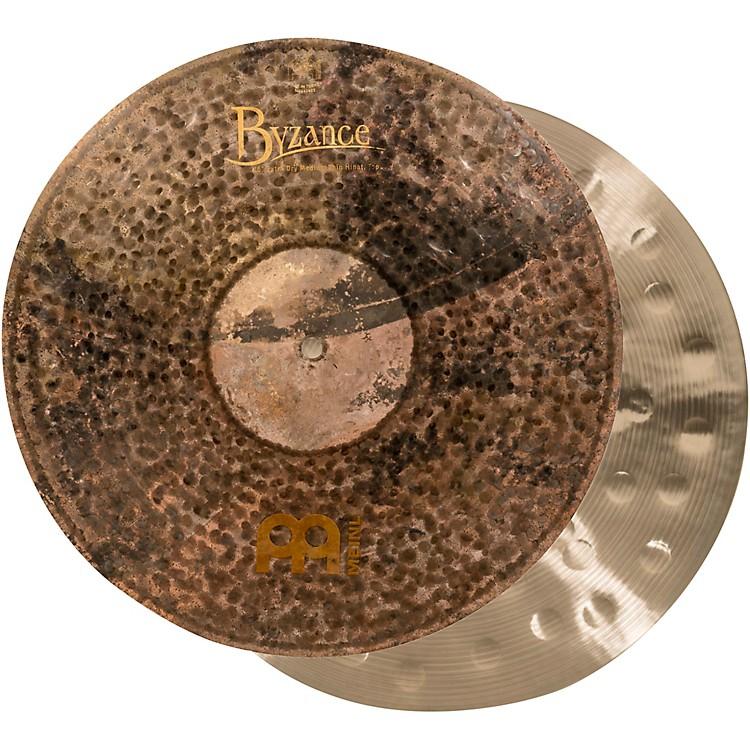 MeinlByzance Extra-Dry Medium Hi-Hat Cymbals16 in.