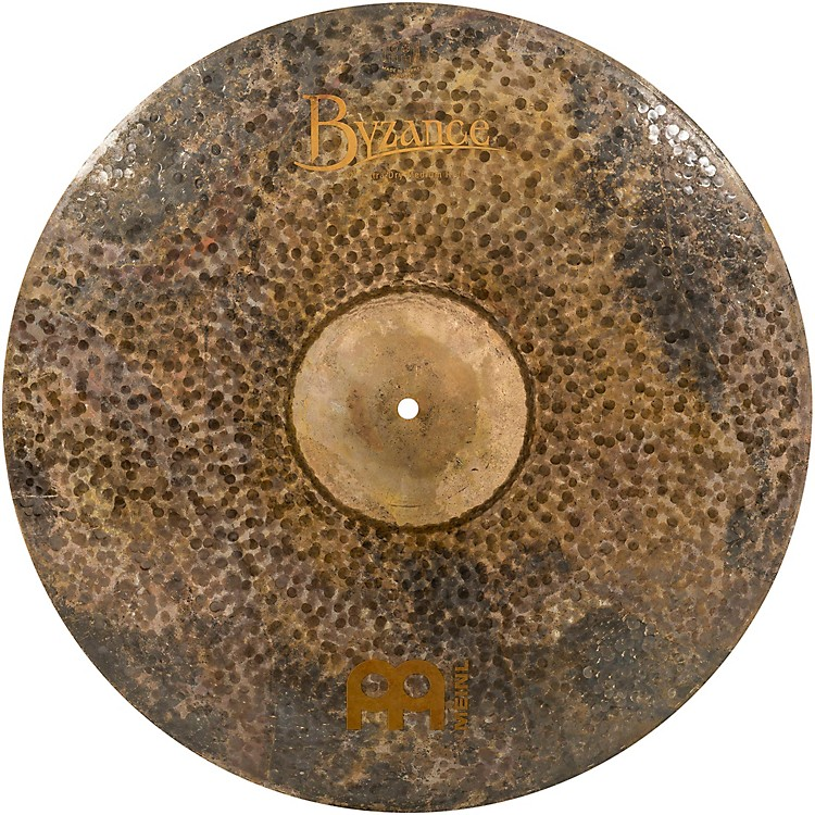 Meinl Byzance Extra Dry Medium Ride Traditional Cymbal 22 in.