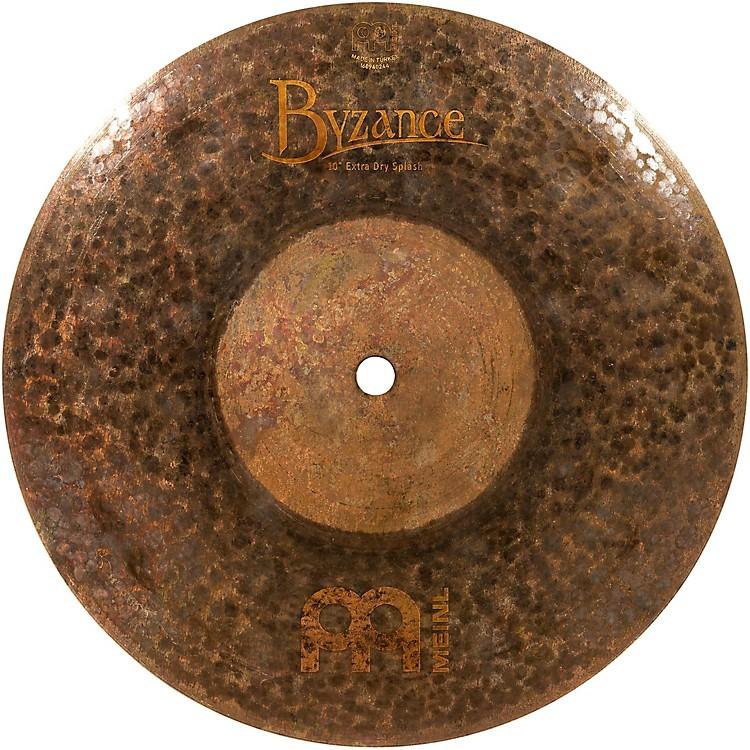 MeinlByzance Extra Dry Splash Cymbal10 in.