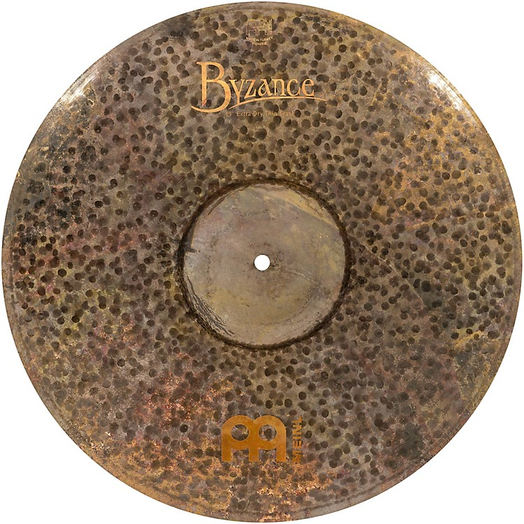 MeinlByzance Extra Dry Thin Crash Cymbal19 in.