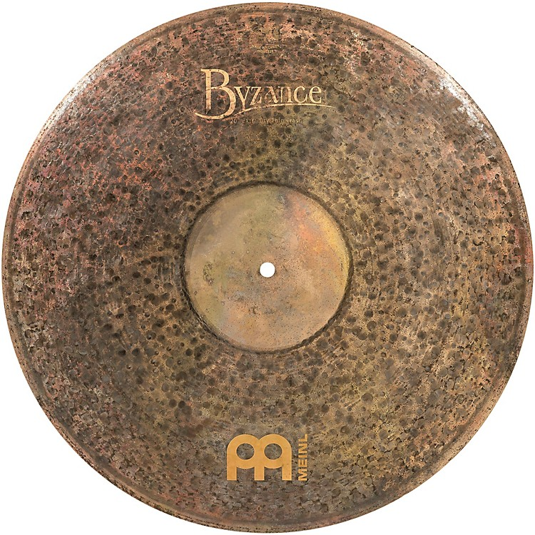 MeinlByzance Extra Dry Thin Crash Traditional Cymbal