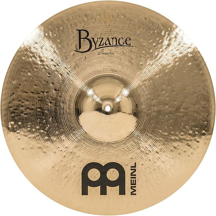 MeinlByzance Heavy Ride Brilliant Cymbal20 in.