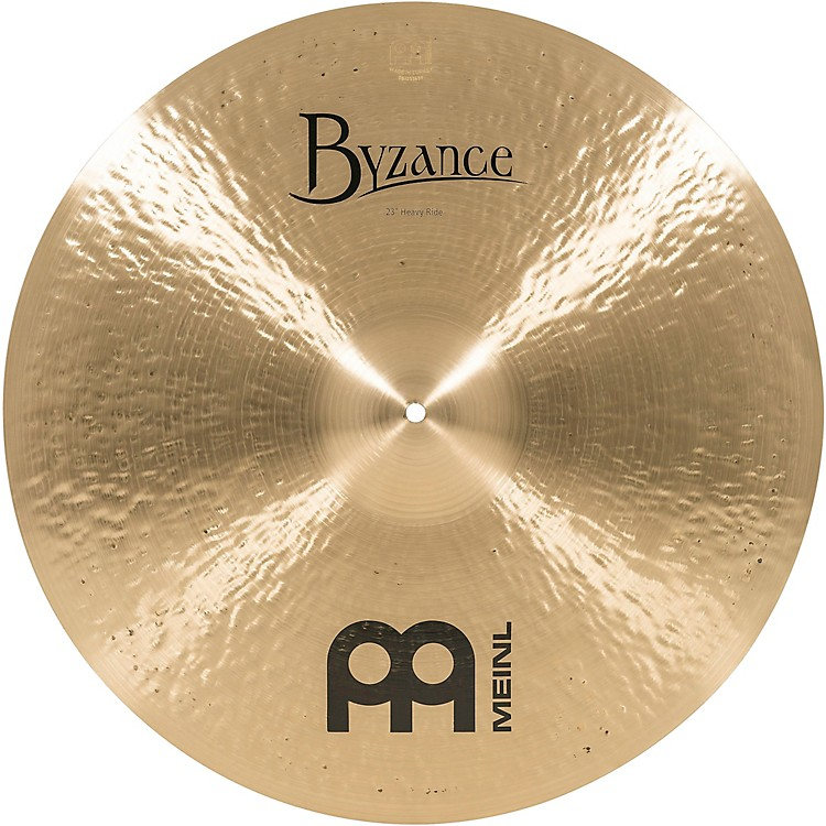 MeinlByzance Heavy Ride Traditional Cymbal23 in.