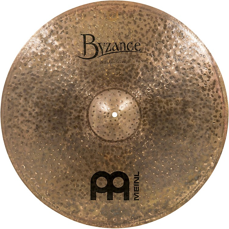 Meinl Byzance Jazz Big Apple Dark Ride Cymbal 24 in.