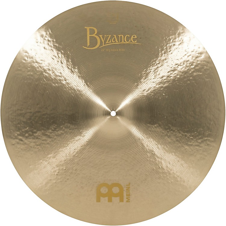 Meinl Byzance Jazz Big Apple Ride Cymbal 22 in.