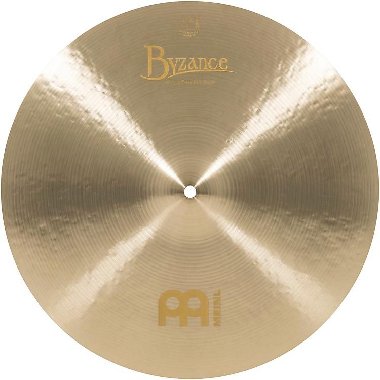 MeinlByzance Jazz Extra Thin Crash Traditional Cymbal16 in.