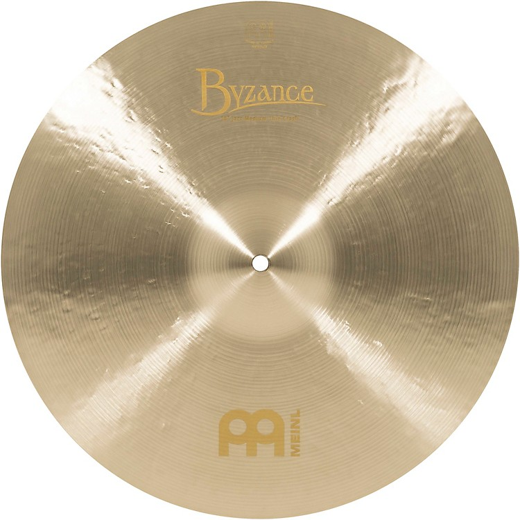 Meinl Byzance Jazz Medium Thin Crash Traditional Cymbal 18 in.