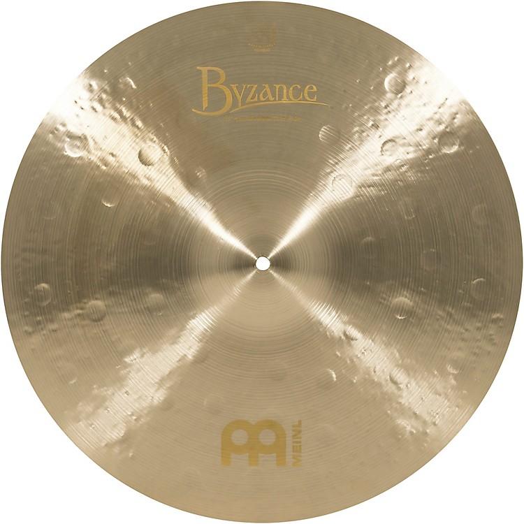MeinlByzance Jazz Medium Thin Ride Traditional Cymbal20 in.