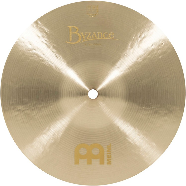 Meinl Byzance Jazz Splash Cymbal 10 in.