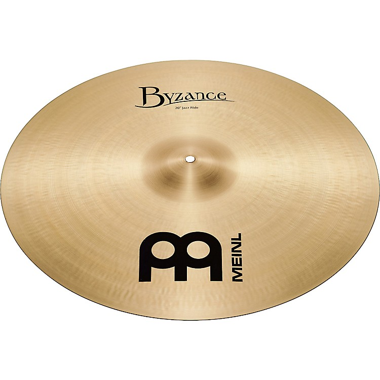Meinl Byzance Jazz Sweet Light Ride Traditional Cymbal 20