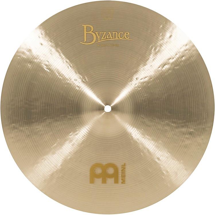 MeinlByzance Jazz Thin Crash Traditional Cymbal16 in.