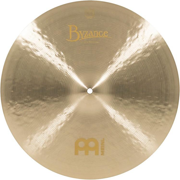 MeinlByzance Jazz Thin Crash Traditional Cymbal17 in.