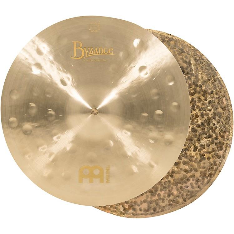 MeinlByzance Jazz Thin Hi-Hat Traditional Cymbals14