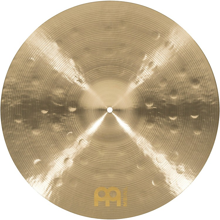 Meinl Byzance Jazz Thin Ride Traditional Cymbal 20 in.
