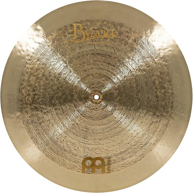 MeinlByzance Jazz Tradition Flat Ride Cymbal22 in.