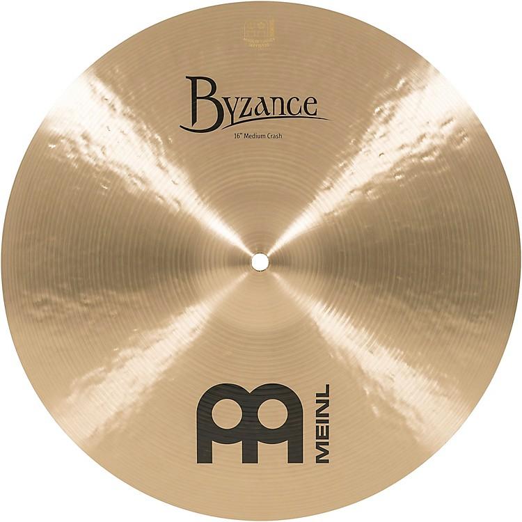 MeinlByzance Medium Crash Traditional Cymbal16 in.