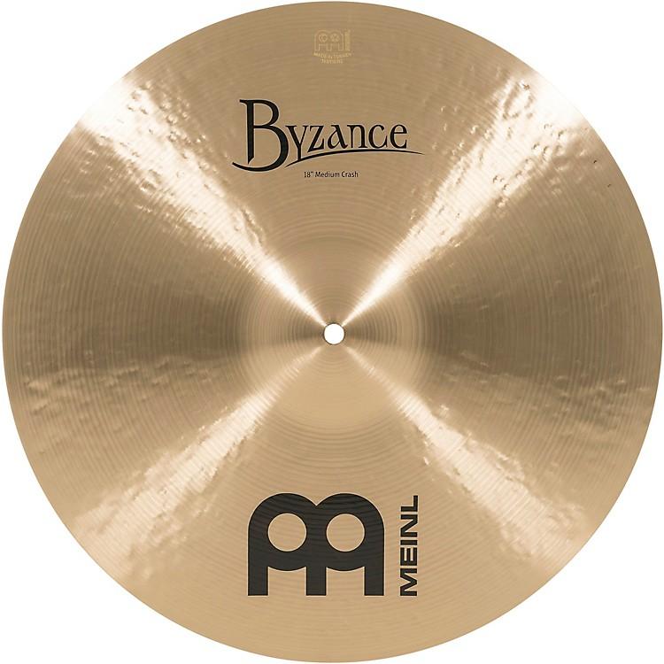 MeinlByzance Medium Crash Traditional Cymbal