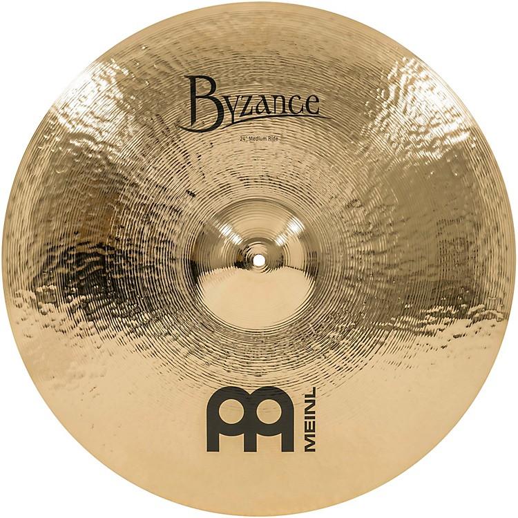 MeinlByzance Medium Ride Brilliant Cymbal24 in.