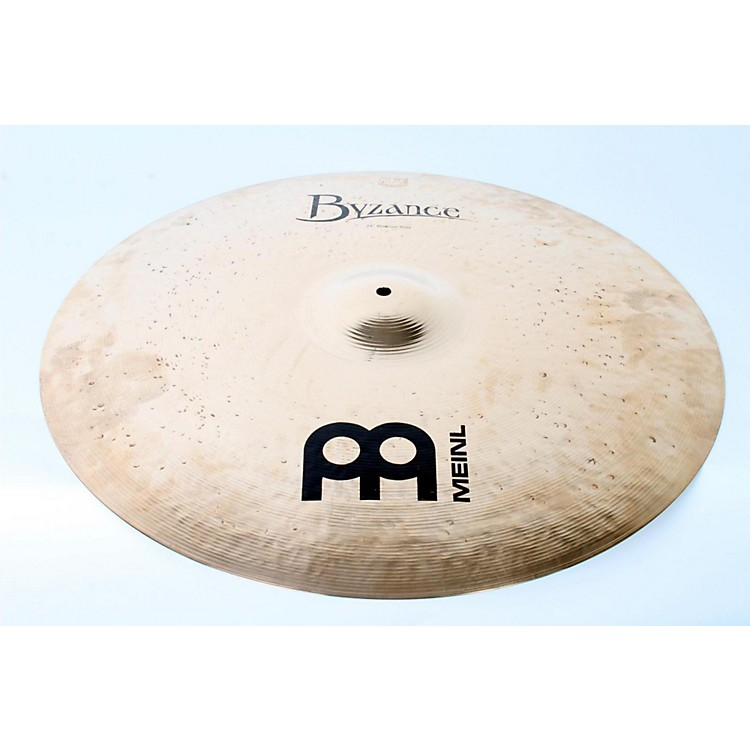 Meinl Byzance Medium Ride Brilliant Cymbal 24 in. 888365789132