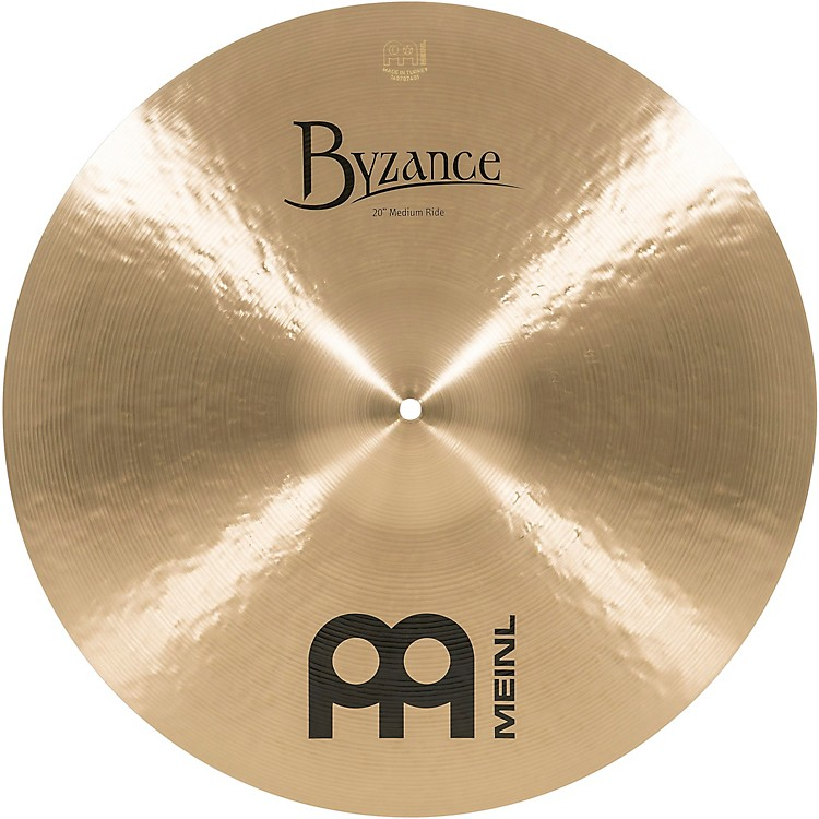 MeinlByzance Medium Ride Traditional Cymbal20 in.