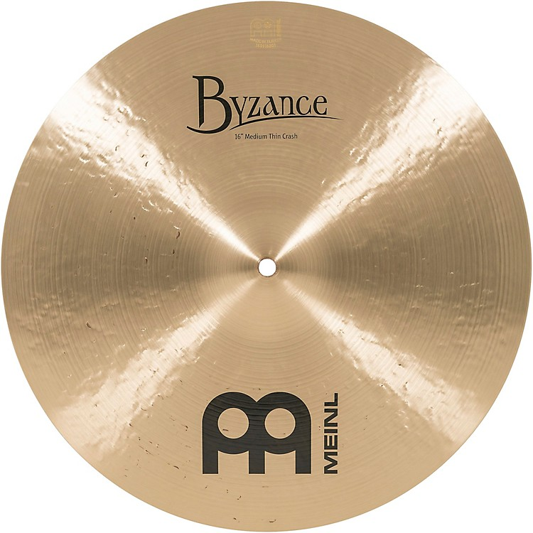 Meinl Byzance Medium-Thin Crash  16 in.