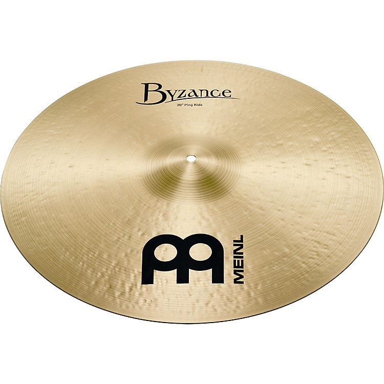MeinlByzance Ping Ride Traditional Cymbal