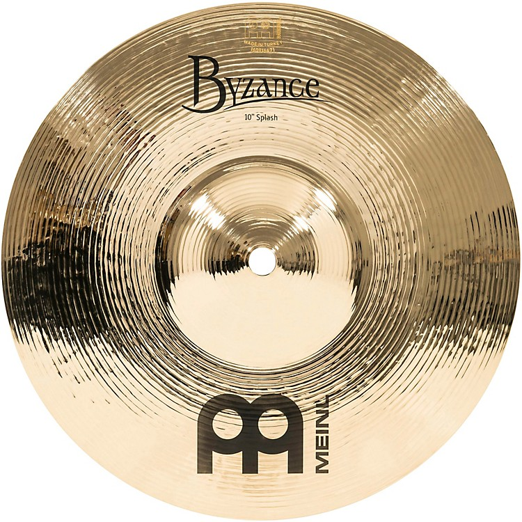 Meinl Byzance Splash Cymbal  10 in.