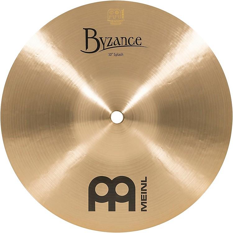 MeinlByzance Splash Traditional Cymbal10 in.