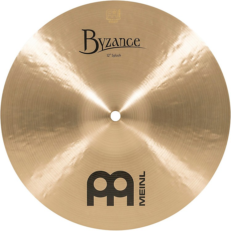 Meinl Byzance Splash Traditional Cymbal 12 in.