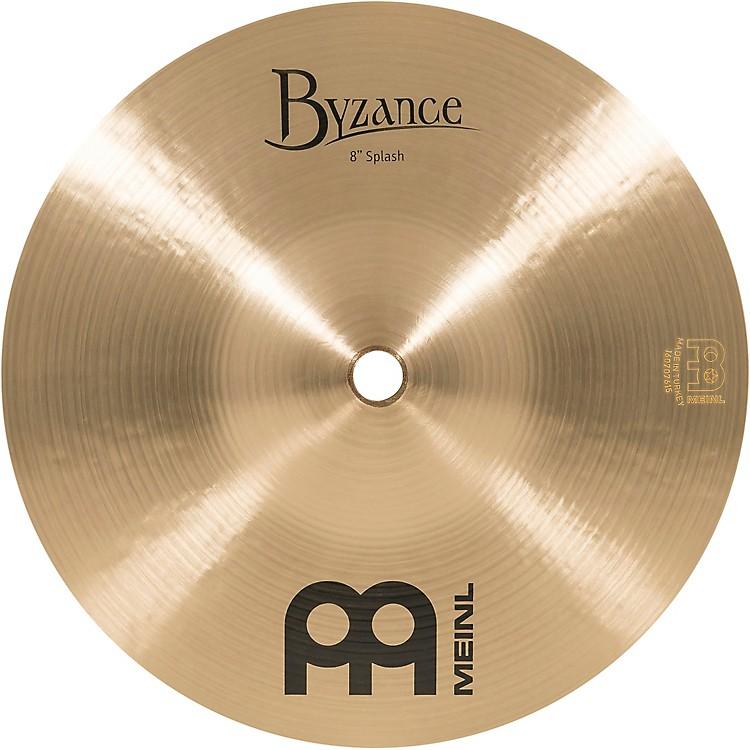 MeinlByzance Splash Traditional Cymbal