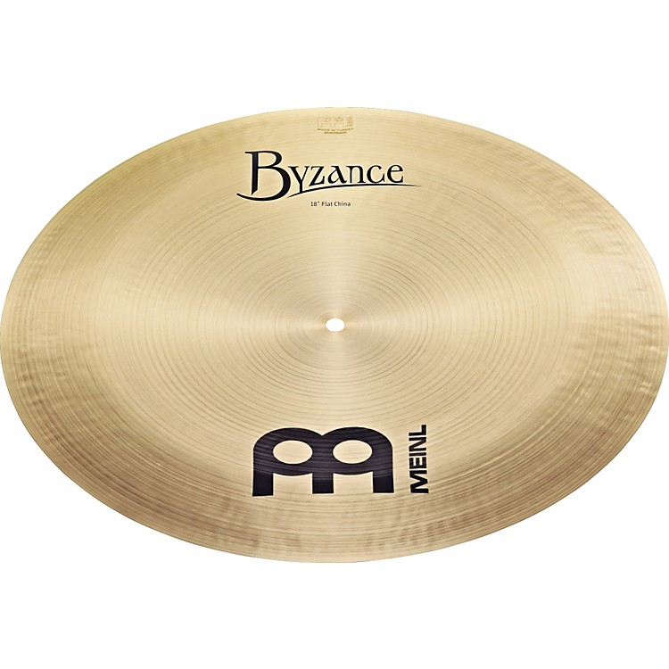 Meinl Byzance Traditional Flat China Cymbal