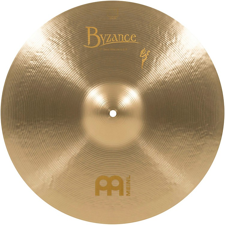 Meinl Byzance Vintage Series Benny Greb Sand Medium Crash Cymbal 18 in.