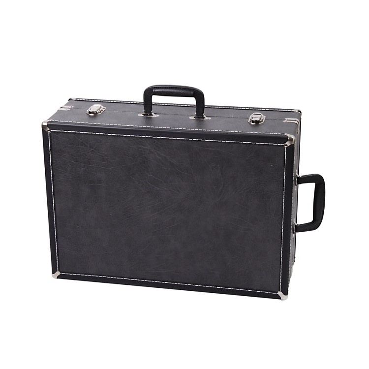 Blessing C-154 Double Wood Flugelhorn Case Grey