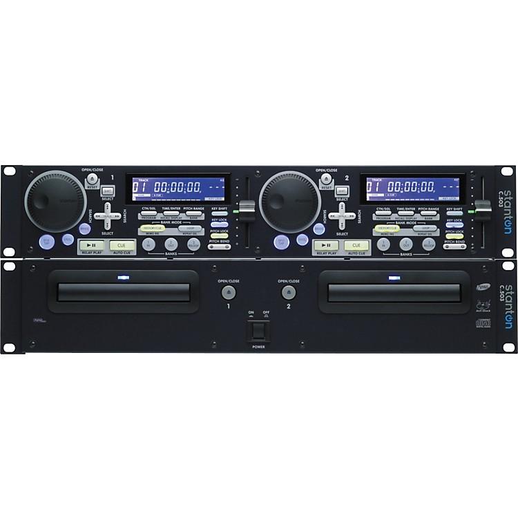 StantonC.503 Dual Rackmount CD Player