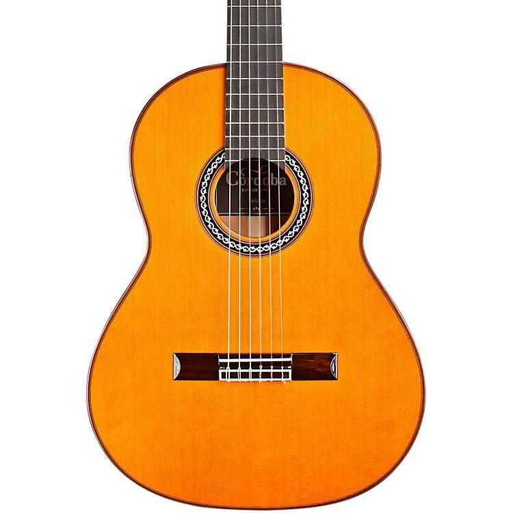 CordobaC10 Parlor CD Nylon String Acoustic GuitarNatural