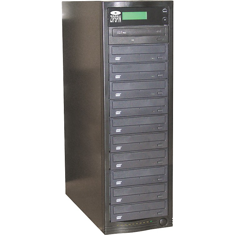 ZipSpin C1052 CD Duplicator