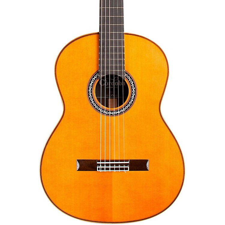 Cordoba C12 CD Classical Guitar Natural
