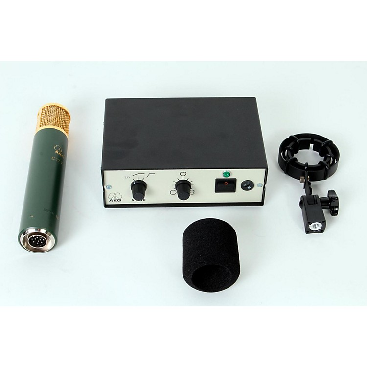 AKGC12 VR Reference Tube Condenser Microphone888365763682