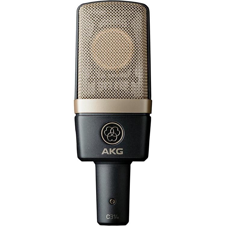 AKGC314 Professional Multi-Pattern Condenser Microphone
