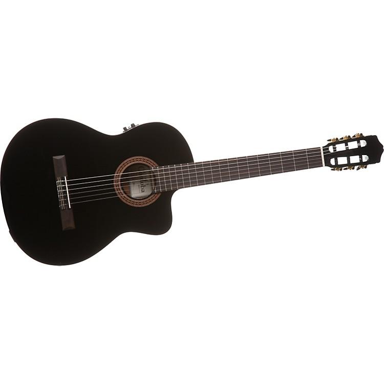CordobaC5-CEBK Nylon-String Acoustic-Electric Guitar