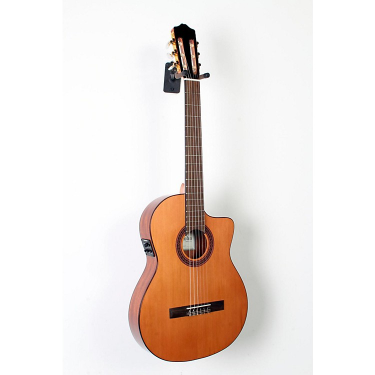 Cordoba C5-CET Classical Thinline Acoustic-Electric Guitar Natural 888365801186