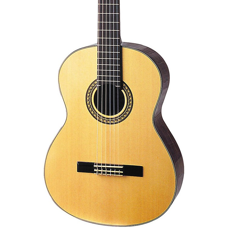 Washburn C80S Madrid Classical Guitar Natural Satin