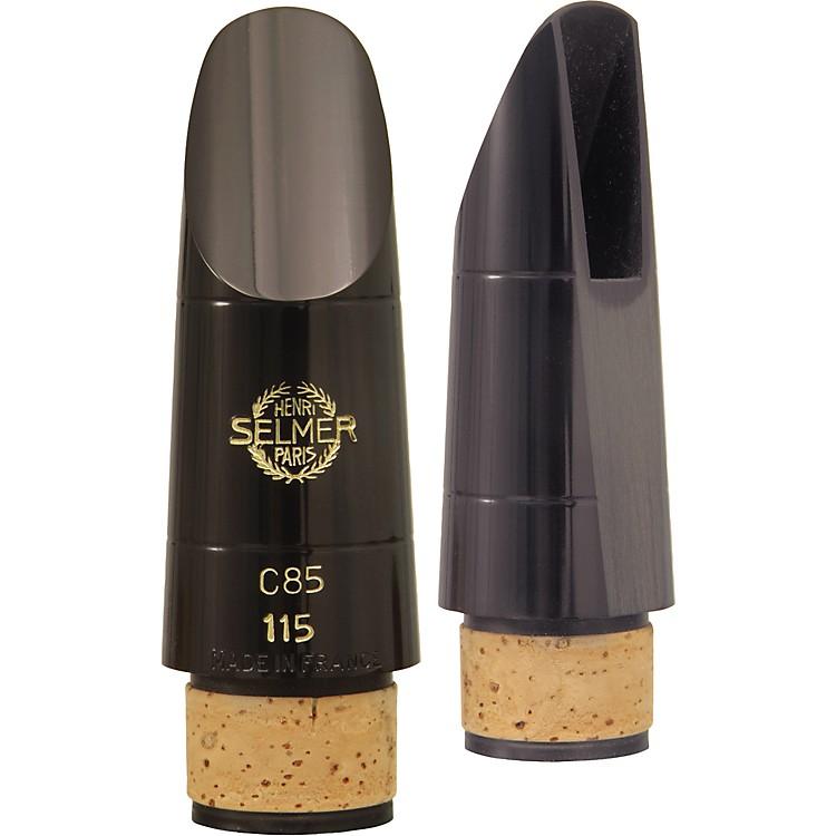 Selmer ParisC85 Series Bb Clarinet Mouthpiece115 Medium/Medium