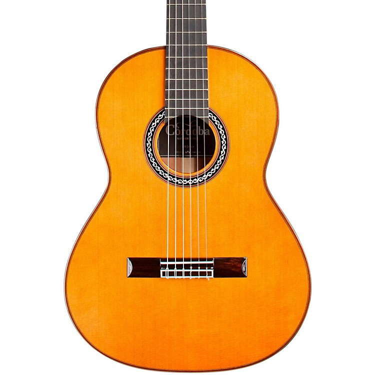 Cordoba C9 Parlor CD Classical Guitar Natural