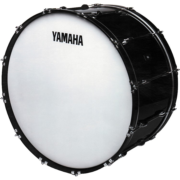 Yamaha CB-636 Concert Bass Drum With BS125 Stand & Cover