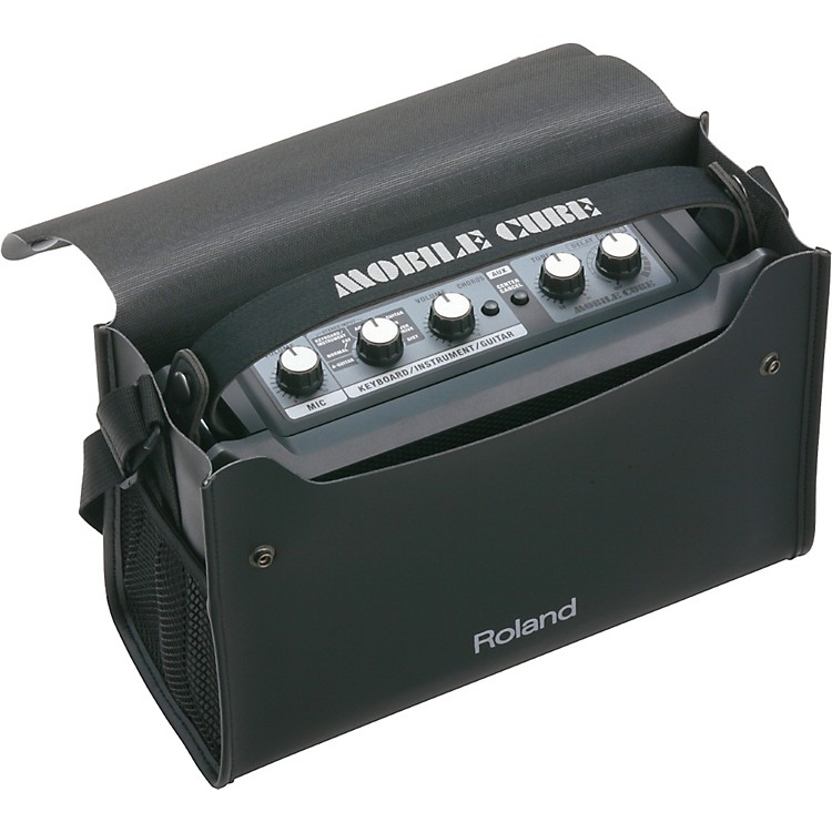 Roland CB-MBC1 Mobile Cube Amp Carrying Case Black