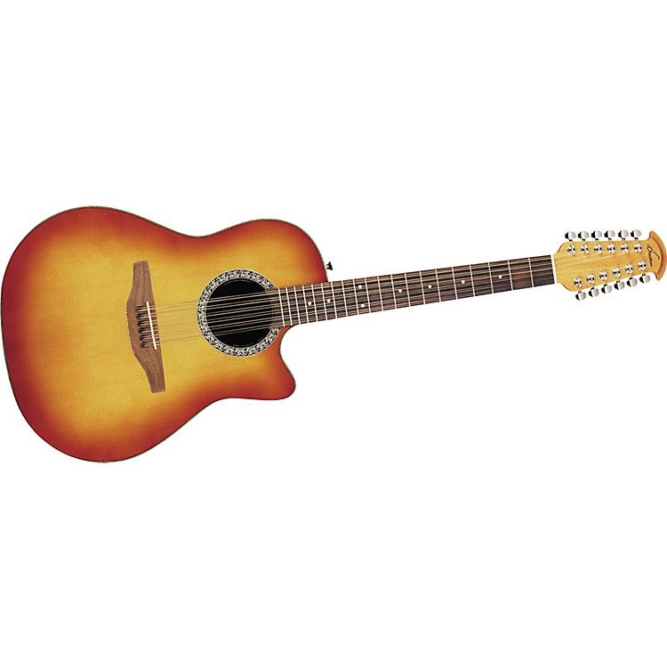 Ovation Adamas 1598 12 String Acoustic Guitar Review - YouTube