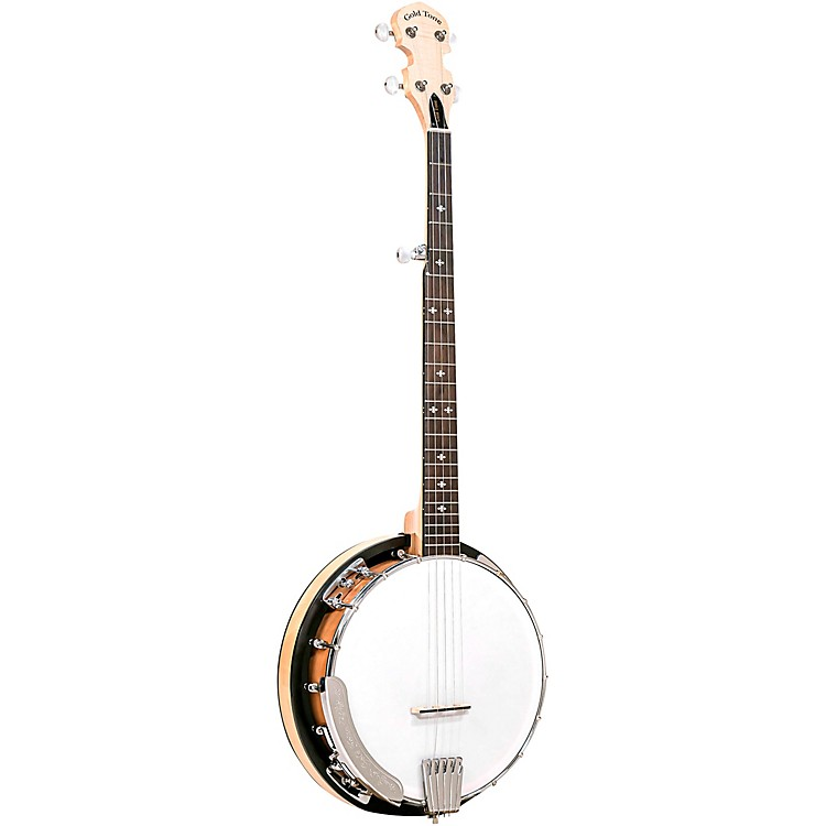 Gold Tone CC-100R Resonator Banjo Natural